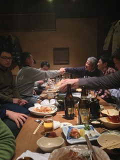 昭和時代の飲み会