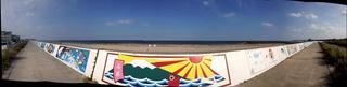 午後一の海