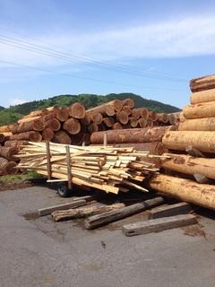 木材加工場